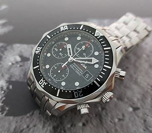 Omega Seamaster Divers Chronograph Ref 213.30.42.40.01.001