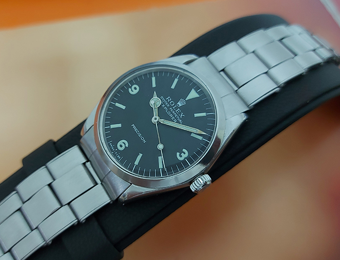 1967 Rolex EXPLORER Ref 5500 - 1002