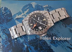 1979 Rolex Explorer II Ref. 1655