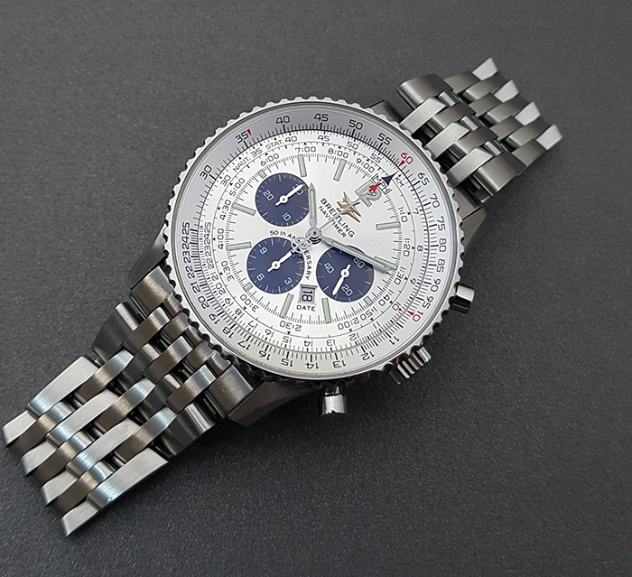 Breitling Navitimer 50th Anniversary Wristwatch Ref. A41322