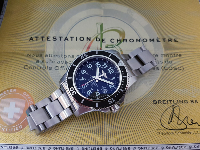 Breitling SuperOcean II 44 Ref. A173907