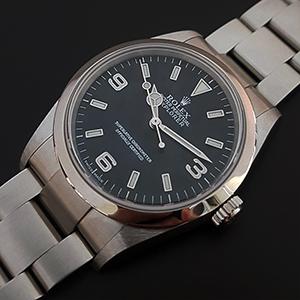 Rolex Explorer Wristwatch Ref. 114270