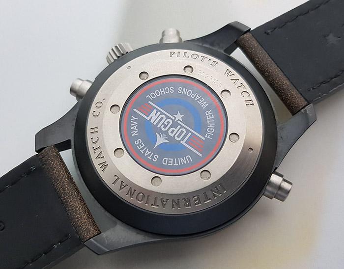 IWC Pilot's Top Gun Double Chronograph Automatic Ref. IW379901
