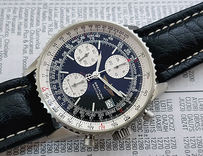 Breitling Navitimer Fighters Wristwatch Ref. A13330