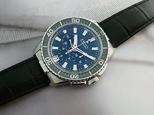 Zenith El Primero Stratos Flyback Wristwatch Ref.03.2060.405-21.C714