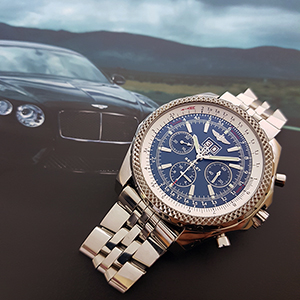 Breitling Bentley 6175 Speed Wristwatch Ref. A44362