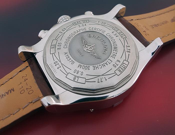 Breitling Super Avenger II Wristwatch Ref. A1337011