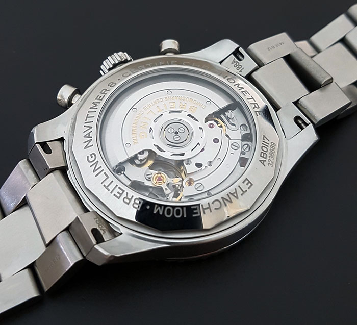 Breitling Navitimer 8 BO1 Chronograph 43 Wristwatch Ref. AB0117