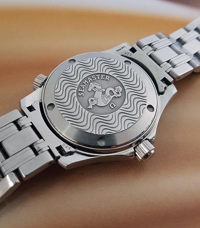 Omega Seamaster Diver 300M Quartz Chronometer Wristwatch Ref. 2562.20.00