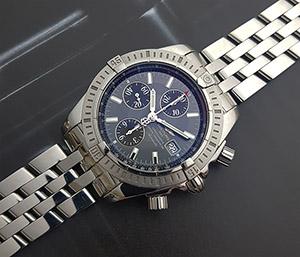 Breitling Blackbird Chronomat Wristwatch Ref. A13350