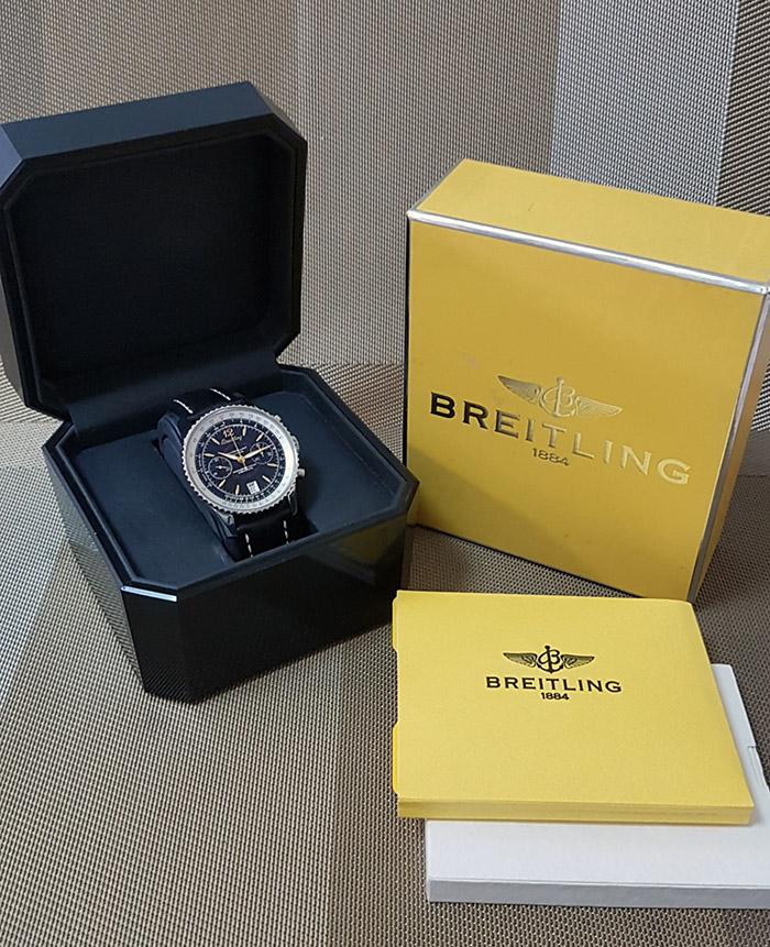 Breitling Montbrillant Wristwatch Ref. A48330
