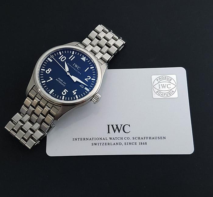 IWC Schaffhausen Mark XVI Automatic Ref. IW325504