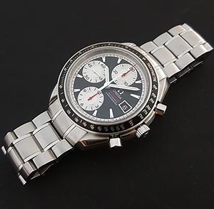 Omega Speedmaster Automatic Chronometer Wristwatch Ref. 3210.51