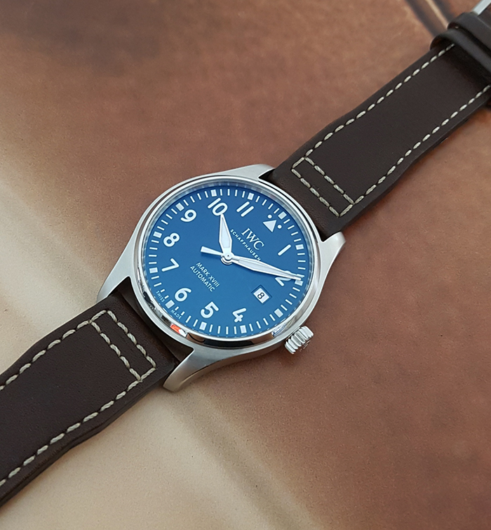 new arrival 3af27 f3899 IWC Le Petit Prince Wristwatch Ref. IW327004