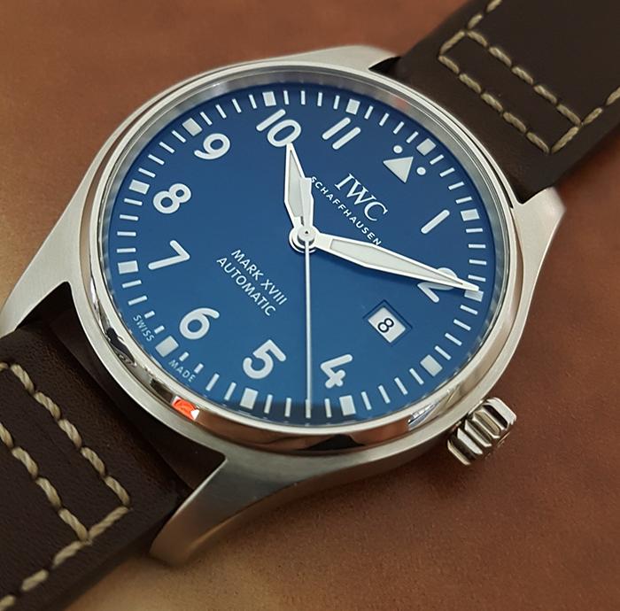 IWC Le Petit Prince Wristwatch Ref. IW327004