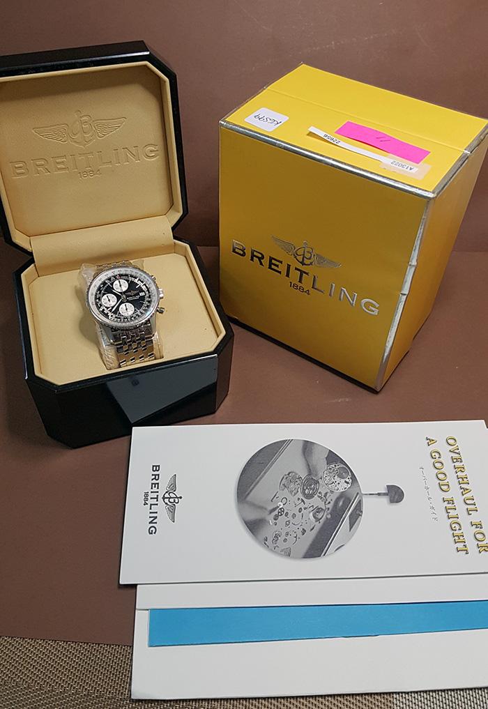 Breitling Navitimer Wristwatch Ref. A13022