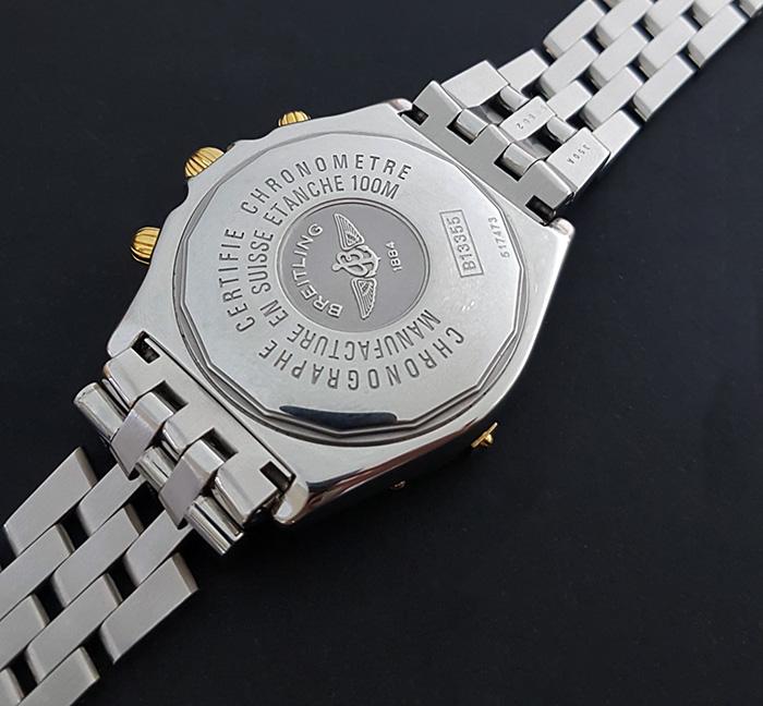 Breitling Crosswind Chronograph Wristwatch Ref. B1335512