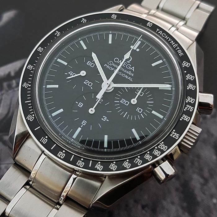 1998 Omega Speedmaster Professional Moonwatch Ref. 3570.50