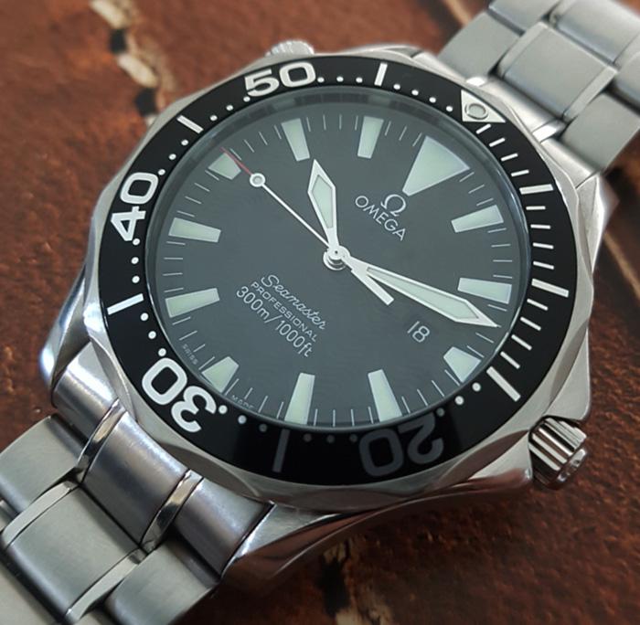 Omega Seamaster Professional Quartz Wristwatch Ref. 2264.50