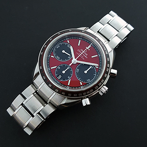 Omega Speedmaster Racing Co-Axial Chronograph Wristwatch Ref. 326.30.40.50.11.001