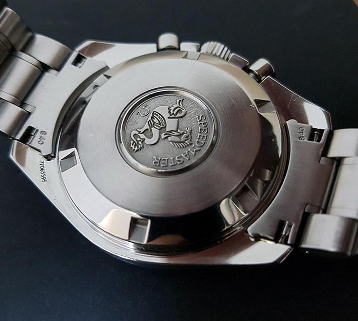 Omega Speedmaster Broad Arrow 1957 Re-Edition Wristwatch Ref. 3594.50