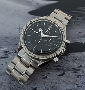 Omega Speedmaster Broad Arrow 1957 Re-Edition Wristwatch Ref. 3594.50
