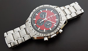Omega Speedmaster Michael Schumacher Wristwatch Ref. 3506.61