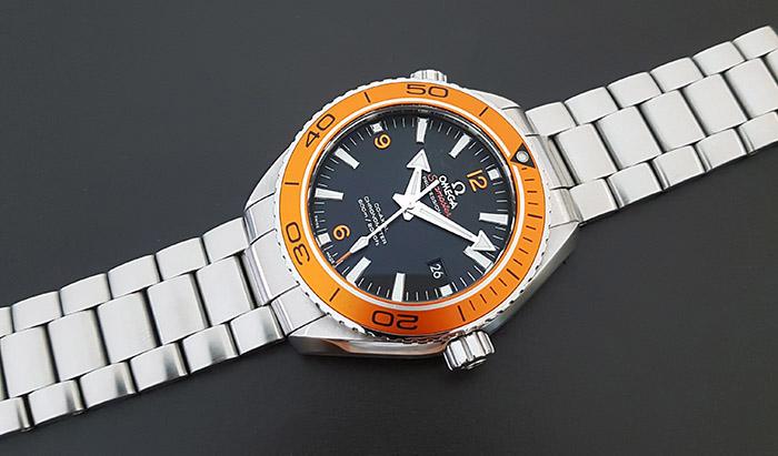 Omega Seamaster Planet Ocean 600M Co-Axial Wristwatch Ref. 232.30.46.21.01.002