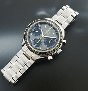 Omega Speedmaster Racing Co-Axial Chronograph Wristwatch Ref. 326.30.40.50.06.001