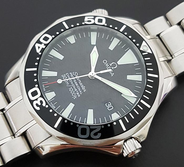 Omega Seamaster 300M Chronometer Wristwatch Ref. 2254.50