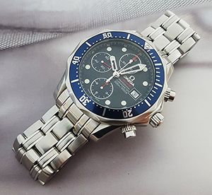 Omega Seamaster Diver 300M Chronograph Wristwatch Ref. 2265.80