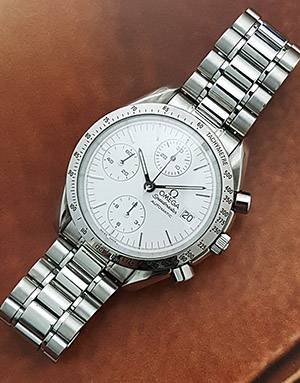 Omega Speedmaster Date Wristwatch Ref. 3511.20