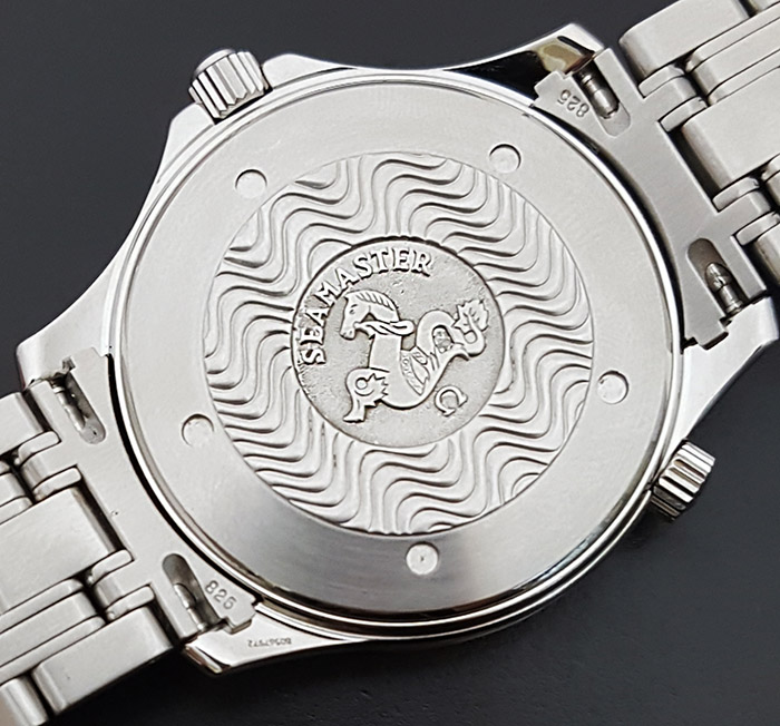 Omega Seamaster 300M Chronometer Wristwatch Ref. 2531.80