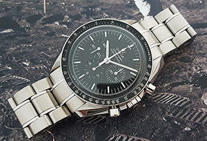 Omega Speedmaster Professional Moonwatch Wristwatch Ref. 311.30.42.30.01.005