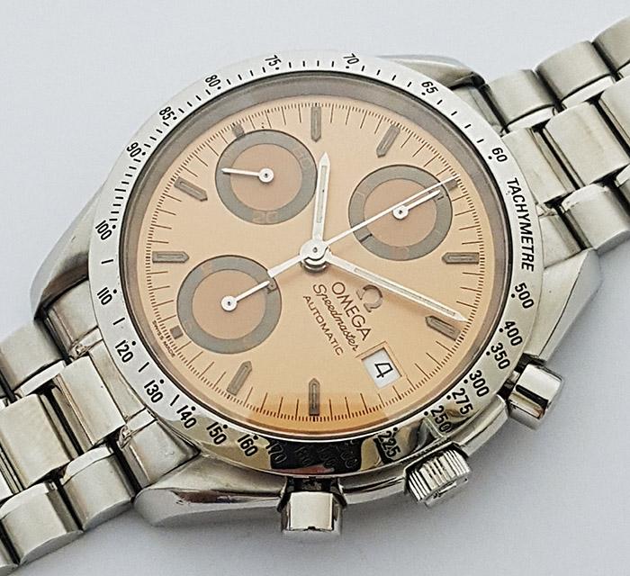 Omega Speedmaster Date Wristwatch Ref. 3511.60