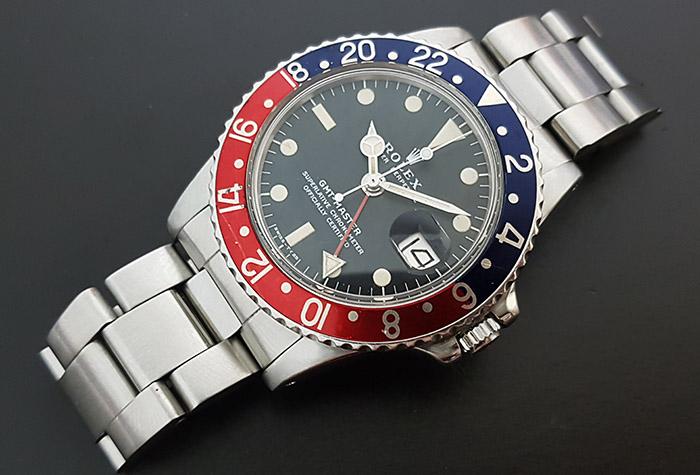 1977 Rolex GMT Master Ref. 1675