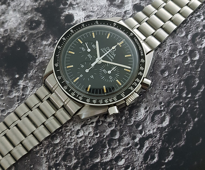 1992 Omega Speedmaster Professional Moonwatch Wristwatch Ref. 3590.50