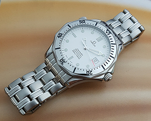 Omega Seamaster Diver 300M Wristwatch Ref. 2532.20