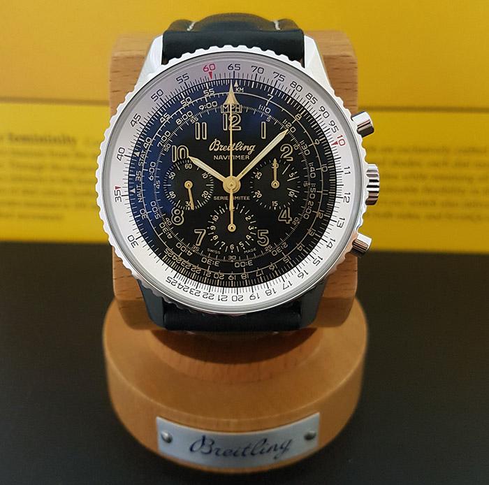 Breitling Old Navitimer Mechanique Wristwatch Ref. A11022.1 (A120BNMLBA)