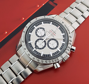 Omega Speedmaster Michael Schumacher Edition Ref. 3506.31