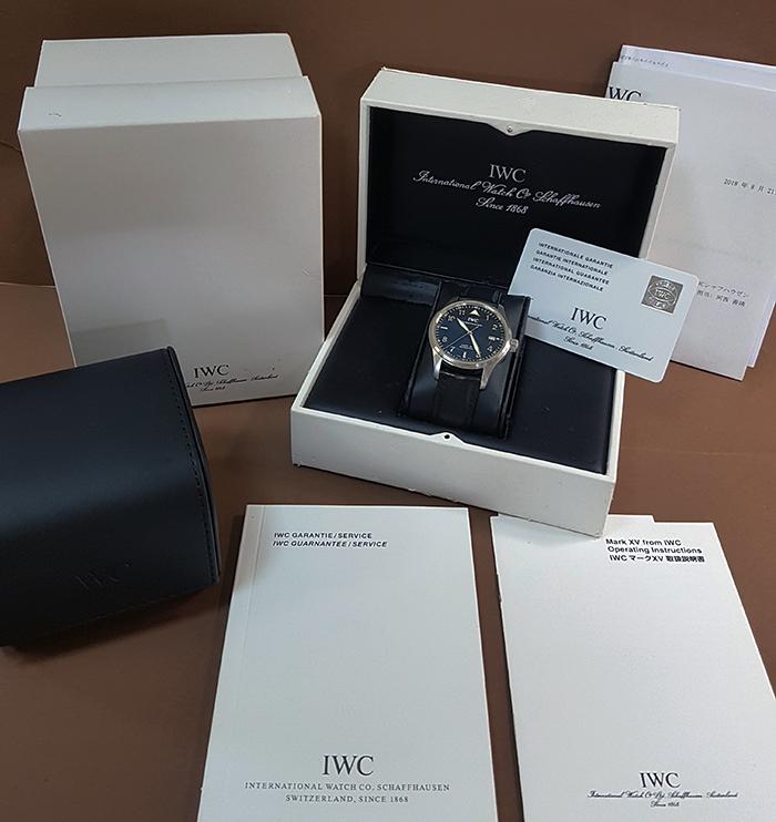 IWC Pilot's Mark XV Spitfire Wristwatch Ref. IW325311