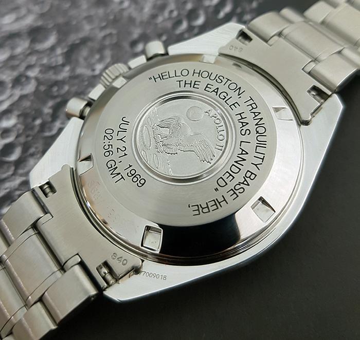 Omega Speedmaster Moonwatch Apollo 11 Ref. 3560.50