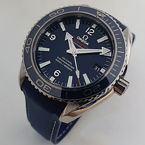 Omega Seamaster Planet Ocean Co-Axial Titanium Wristwatch 600M Ref. 232.92.42.21.03.001