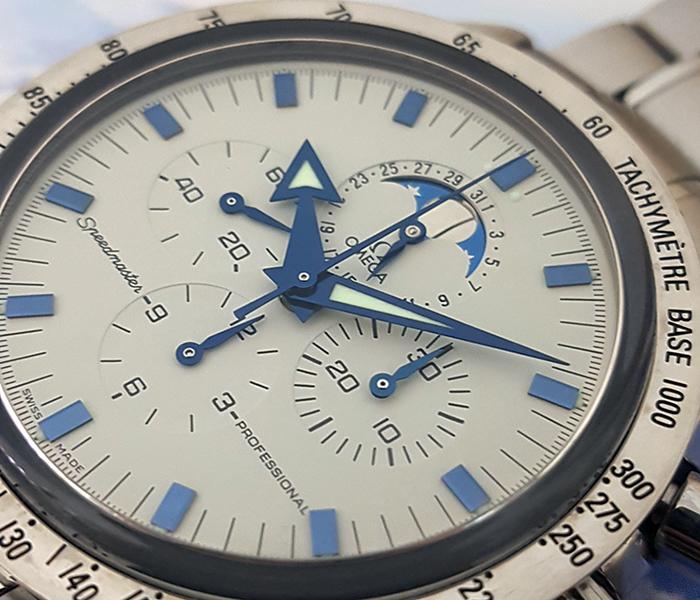 Omega Speedmaster Professional Moonphase Wristwatch Ref. 3575.20