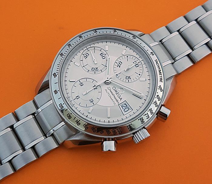 Omega Speedmaster Date Wristwatch Ref. 3513.30