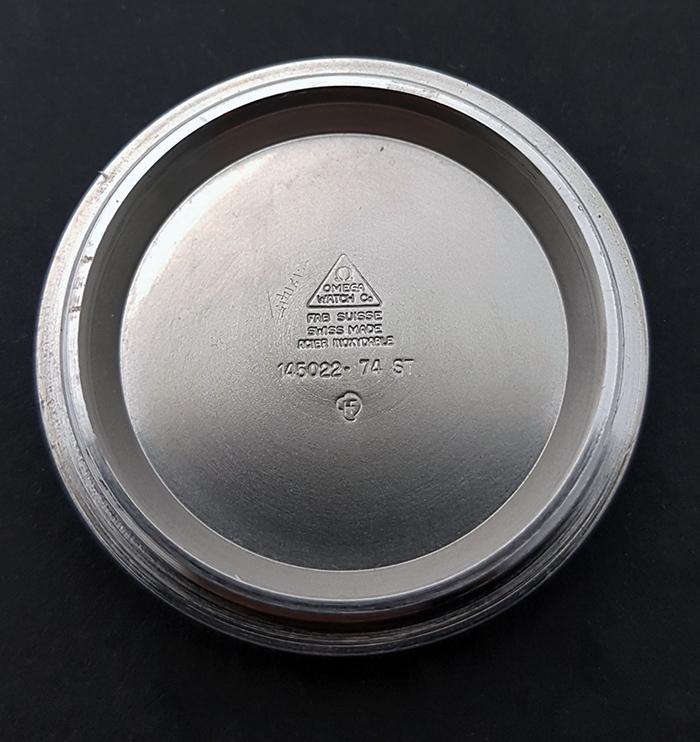 Omega Speedmaster Moonwatch Wristwatch Professional Ref. 154022-74