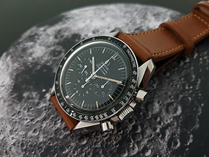 Omega Speedmaster Moonwatch Wristwatch Professional Ref. 154022-74