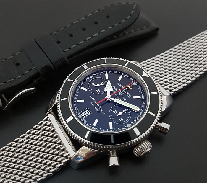 Breitling SuperOcean Heritage Chronograph Ref. A23370