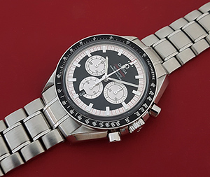 Omega Speedmaster Michael Schumacher Automatic Chronometer Ref. 3507.51.00