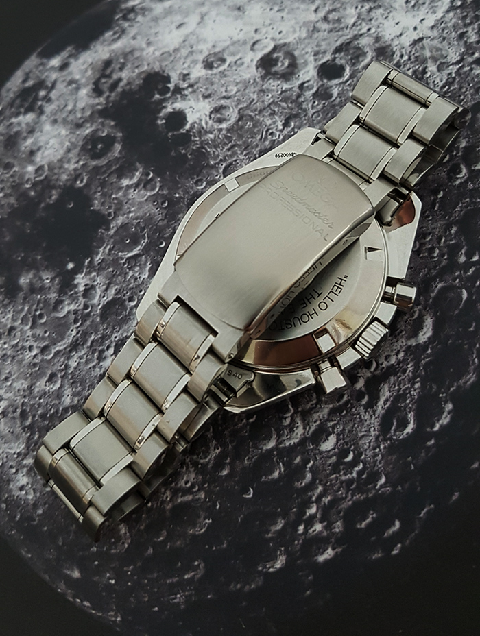 Omega Speedmaster Moonwatch Apollo 11 Ref. 3560.50